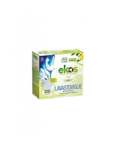 Ekologiczne tabletki do zmywarki 25...