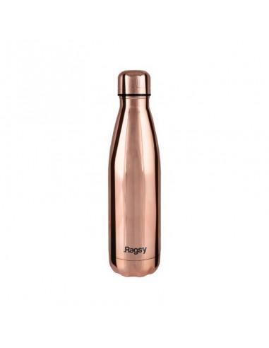 Butelka termiczna Rags'y 500 ml - Metallic Copper