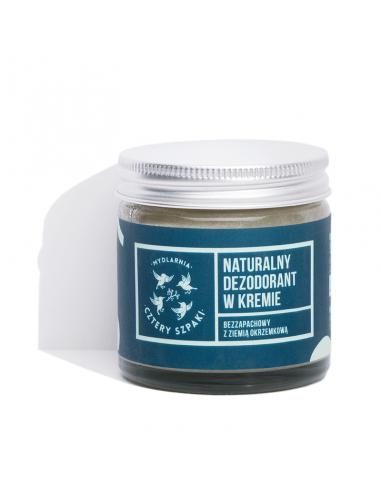 Naturalny dezodorant w kremie z...