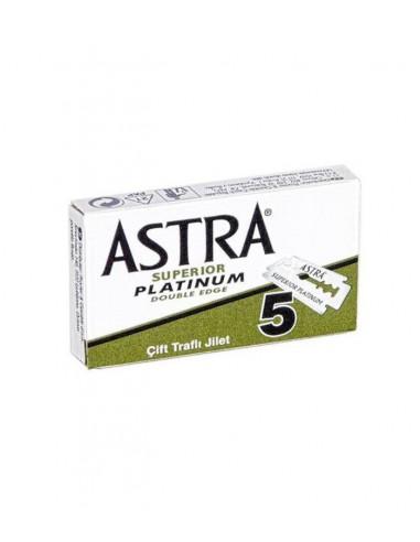 Żyletka do golenia Astra, dwustronna,...