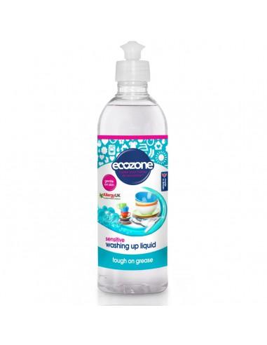 Ecozone, Płyn do Mycia Naczyń Sensitive, 500 ml