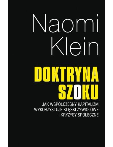 Doktryna szoku wyd. 5 - Naomi Klein